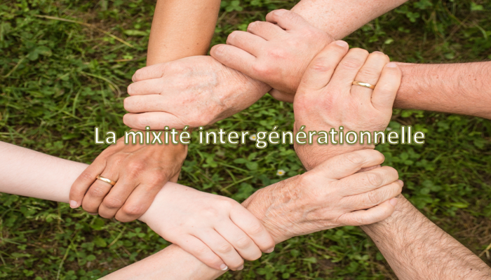 La mixité inter générationnelle